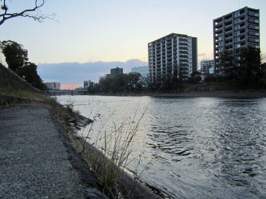 白川遊歩道